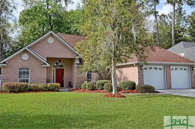 116 Dukes Way, Savannah, GA 31419 (MLS #222072) :: The Arlow Real Estate Group