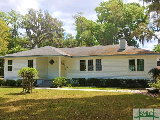 8702 Hurst Avenue, Savannah, GA 31406 (MLS #222073) :: Level Ten Real Estate Group