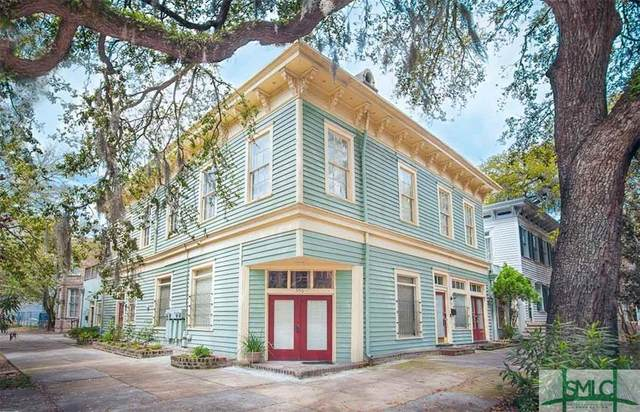 556 E Liberty and 251 East Broad Street, Savannah, GA 31401 (MLS #222087) :: The Arlow Real Estate Group