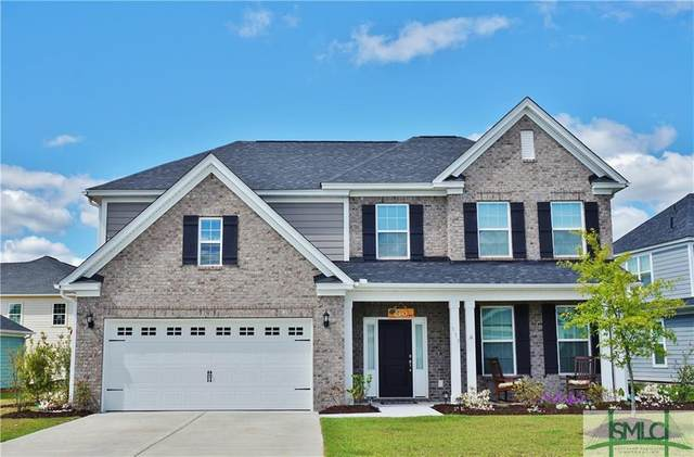 111 Rosamund Road, Pooler, GA 31322 (MLS #222094) :: The Arlow Real Estate Group
