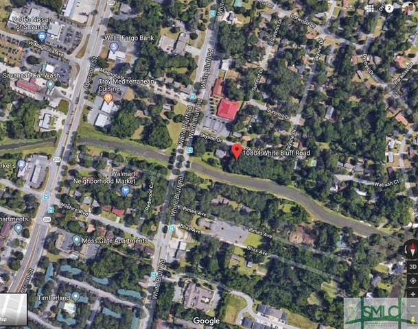 10804 Whitebluff Road, Savannah, GA 31406 (MLS #222099) :: Level Ten Real Estate Group