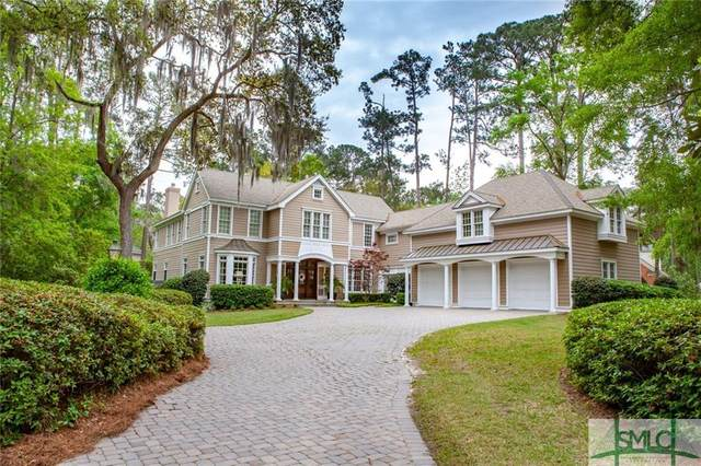 18 Tidewater Way, Savannah, GA 31411 (MLS #222103) :: The Arlow Real Estate Group