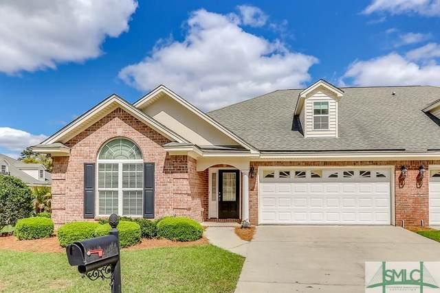 105 Wild Heron Villas Road, Savannah, GA 31419 (MLS #222113) :: Level Ten Real Estate Group