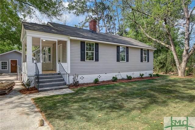 1923 Beech Street, Savannah, GA 31404 (MLS #222114) :: The Arlow Real Estate Group