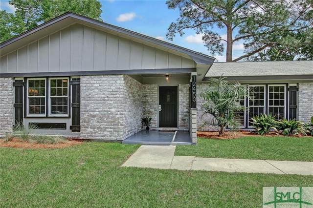 12450 Largo Drive, Savannah, GA 31419 (MLS #222116) :: The Arlow Real Estate Group