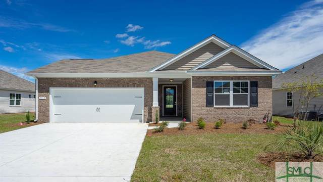 110 Old Wood Drive, Pooler, GA 31322 (MLS #222118) :: Teresa Cowart Team