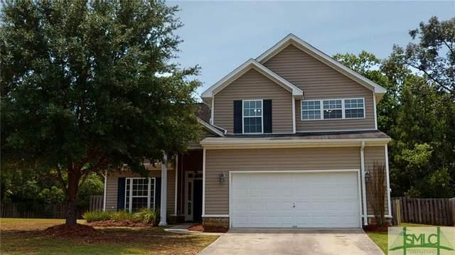 3 Sandstone Court, Savannah, GA 31419 (MLS #222125) :: The Arlow Real Estate Group