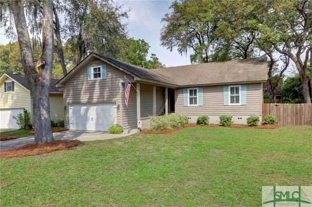 22 Sheftall Cove, Savannah, GA 31410 (MLS #222144) :: The Arlow Real Estate Group