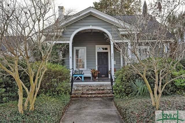 431 E 49Th Street, Savannah, GA 31405 (MLS #222156) :: Liza DiMarco
