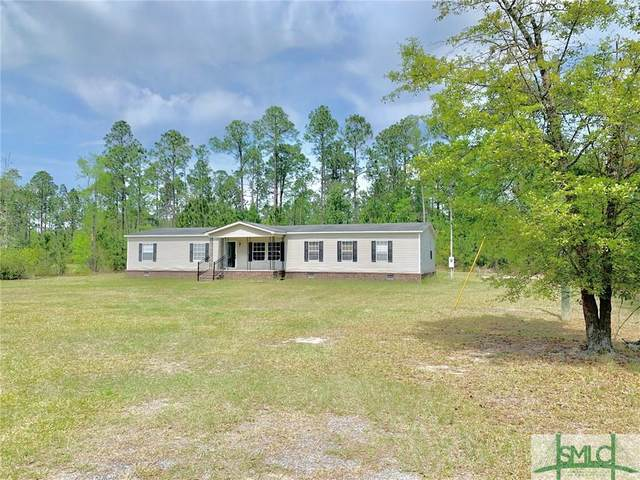 2401 John Wells Road, Hinesville, GA 31313 (MLS #222162) :: The Sheila Doney Team