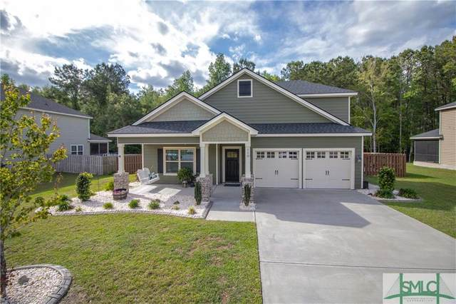 110 Bowridge Drive, Richmond Hill, GA 31324 (MLS #222165) :: The Sheila Doney Team