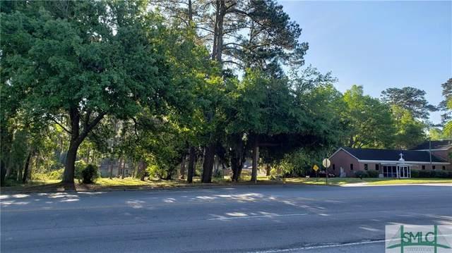 0 Corinth & 0 Waters Avenue, Savannah, GA 31406 (MLS #222166) :: Bocook Realty