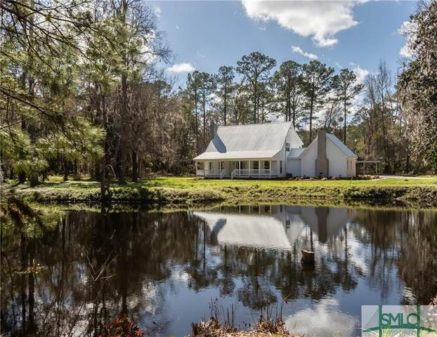 446 Timberlane Circle, Hinesville, GA 31313 (MLS #222177) :: The Sheila Doney Team
