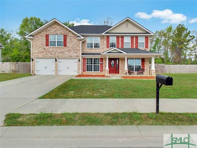 180 Powers Drive, Midway, GA 31320 (MLS #222180) :: The Sheila Doney Team