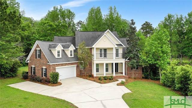 568 Channing Drive, Richmond Hill, GA 31324 (MLS #222192) :: Keller Williams Coastal Area Partners