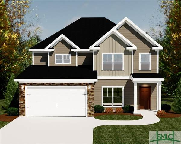 477 S Laurel Circle, Bloomingdale, GA 31302 (MLS #222206) :: Bocook Realty