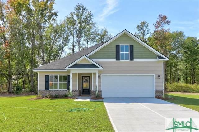 475 S Laurel Circle, Bloomingdale, GA 31302 (MLS #222207) :: The Arlow Real Estate Group