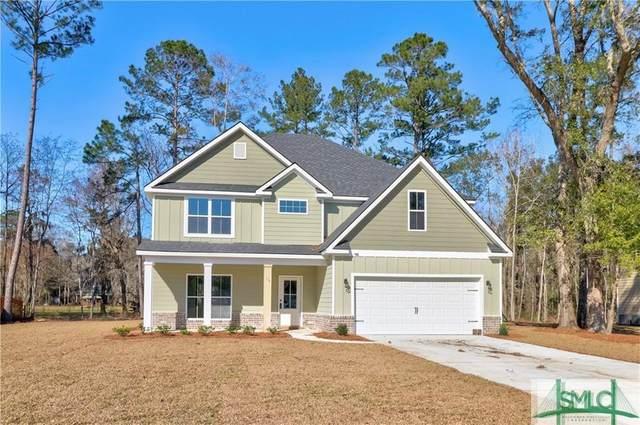 219 Cypress Lakes Drive, Bloomingdale, GA 31302 (MLS #222208) :: Bocook Realty