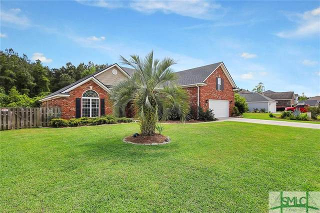 5 Clubhouse Drive, Savannah, GA 31419 (MLS #222212) :: The Sheila Doney Team