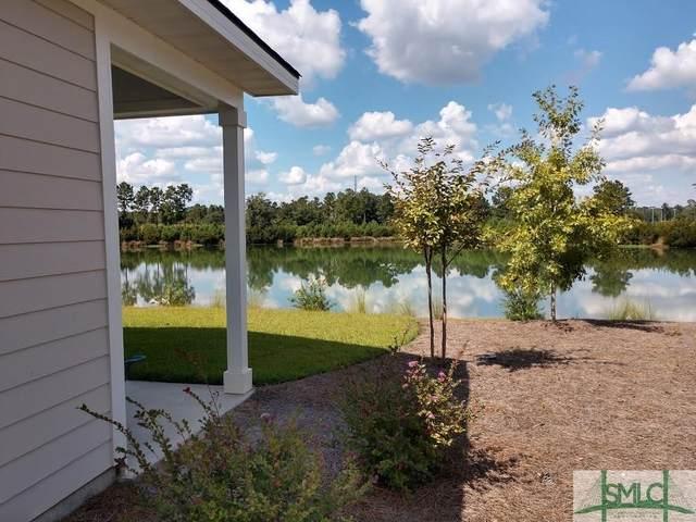 156 Lake Lily Drive, Richmond Hill, GA 31324 (MLS #222216) :: The Arlow Real Estate Group