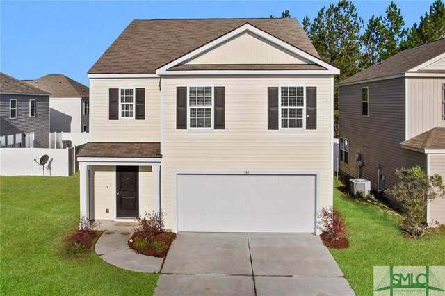 343 Connor Court, Hinesville, GA 31313 (MLS #222221) :: The Sheila Doney Team