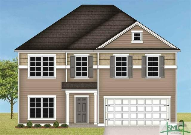 106 Minning Loop, Richmond Hill, GA 31324 (MLS #222222) :: The Sheila Doney Team