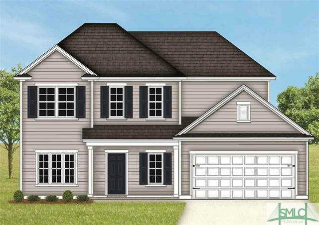 77 Memory Lane, Richmond Hill, GA 31324 (MLS #222231) :: The Sheila Doney Team