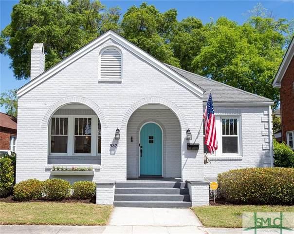 532 E 51st Street, Savannah, GA 31405 (MLS #222246) :: Heather Murphy Real Estate Group