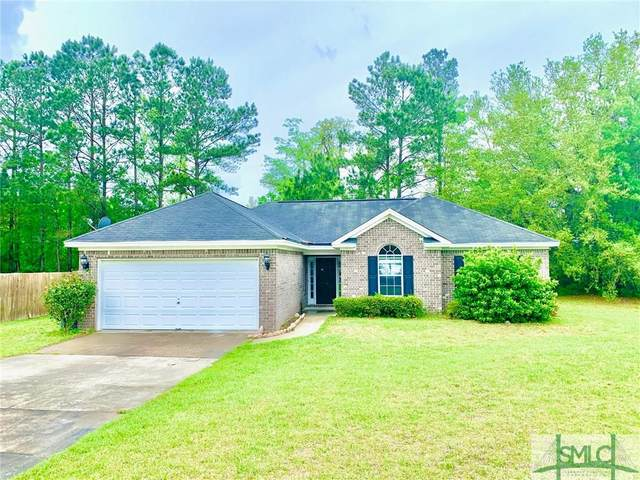 348 River Bend Drive, Midway, GA 31320 (MLS #222254) :: Heather Murphy Real Estate Group