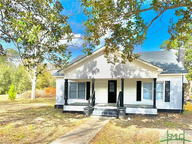 15 Moody Road, Hinesville, GA 31313 (MLS #222255) :: Heather Murphy Real Estate Group