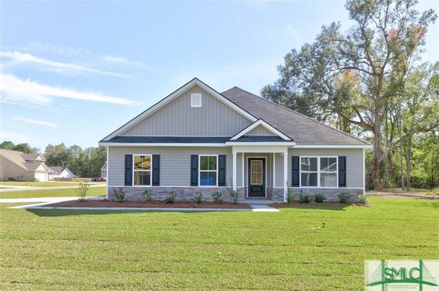 109 Del Mar Court, Rincon, GA 31326 (MLS #222258) :: The Sheila Doney Team
