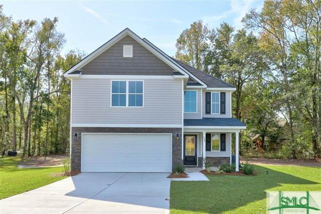 123 Meadowlands Drive, Rincon, GA 31326 (MLS #222259) :: Partin Real Estate Team at Luxe Real Estate Services