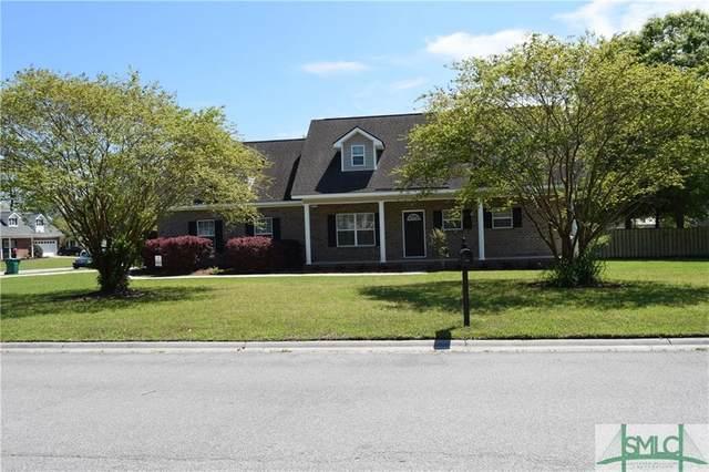 112 Harvest Drive, Springfield, GA 31329 (MLS #222262) :: McIntosh Realty Team