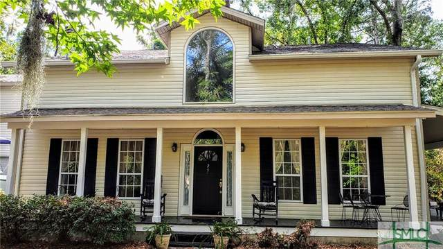 29 Waite Drive, Savannah, GA 31406 (MLS #222276) :: The Sheila Doney Team
