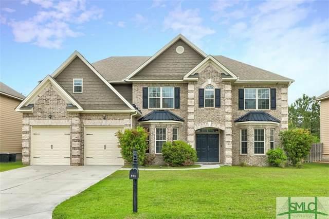 181 Clover Point Circle, Guyton, GA 31312 (MLS #222287) :: The Arlow Real Estate Group