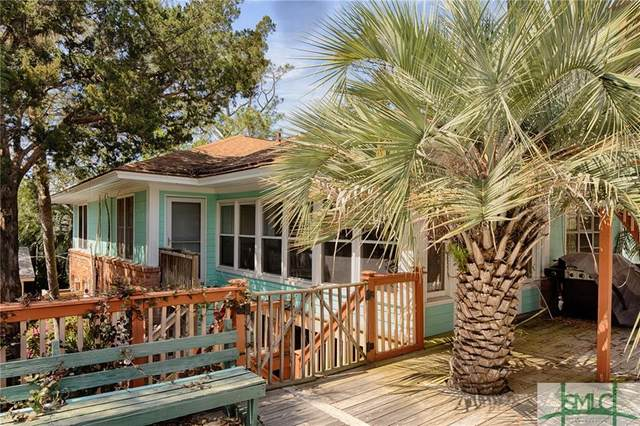 7 6th Terrace, Tybee Island, GA 31328 (MLS #222317) :: The Arlow Real Estate Group