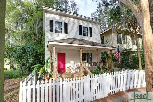 628 E 36th Street, Savannah, GA 31401 (MLS #222333) :: Liza DiMarco