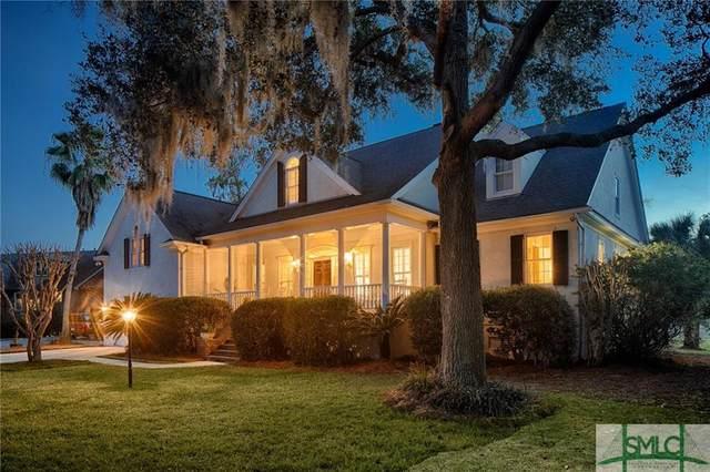 15 Herons Nest, Savannah, GA 31410 (MLS #222334) :: RE/MAX All American Realty