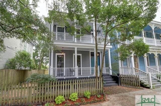 309 E Henry Street, Savannah, GA 31401 (MLS #222335) :: The Arlow Real Estate Group