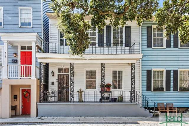 503 E Mcdonough Street, Savannah, GA 31401 (MLS #222338) :: The Arlow Real Estate Group