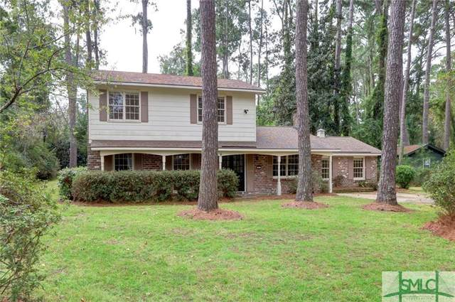 27 Mcintosh Drive, Savannah, GA 31406 (MLS #222339) :: The Sheila Doney Team