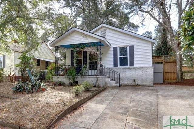 1907 E Gwinnett Street, Savannah, GA 31404 (MLS #222340) :: Glenn Jones Group | Coldwell Banker Access Realty