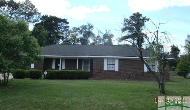 109 Hancock Street, Hinesville, GA 31313 (MLS #222347) :: The Sheila Doney Team