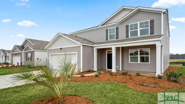 201 Bushwood Drive, Savannah, GA 31407 (MLS #222363) :: Keller Williams Coastal Area Partners
