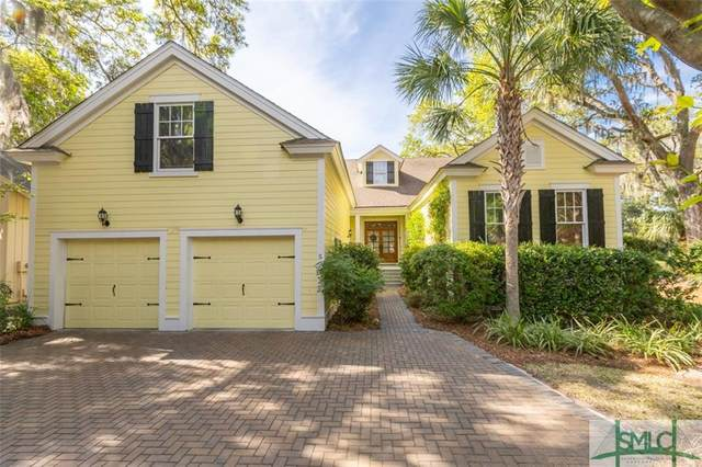 5 Topsail Court, Savannah, GA 31411 (MLS #222385) :: Heather Murphy Real Estate Group