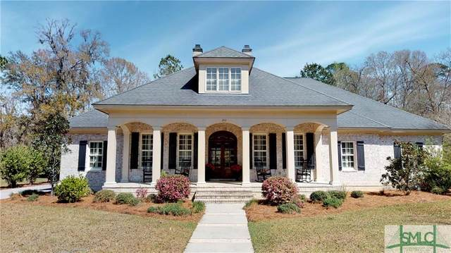 350 Spanton Crescent, Pooler, GA 31322 (MLS #222386) :: Level Ten Real Estate Group