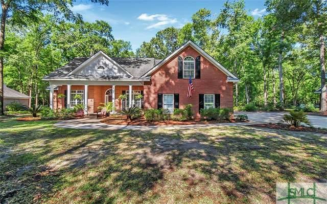 107 Mclaughlin Court, Richmond Hill, GA 31324 (MLS #222420) :: The Arlow Real Estate Group