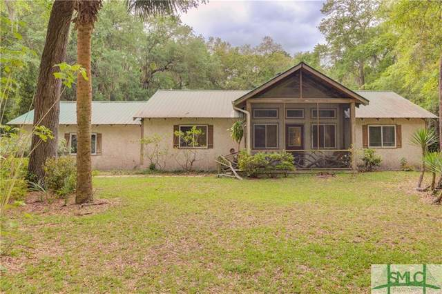 1142 Jessica Drive SE, Darien, GA 31305 (MLS #222496) :: Keller Williams Coastal Area Partners