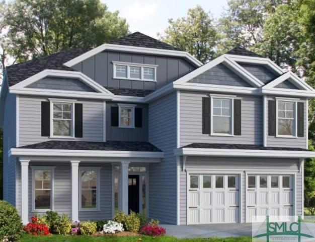 12 Brookhaven Drive, Savannah, GA 31407 (MLS #222499) :: The Arlow Real Estate Group