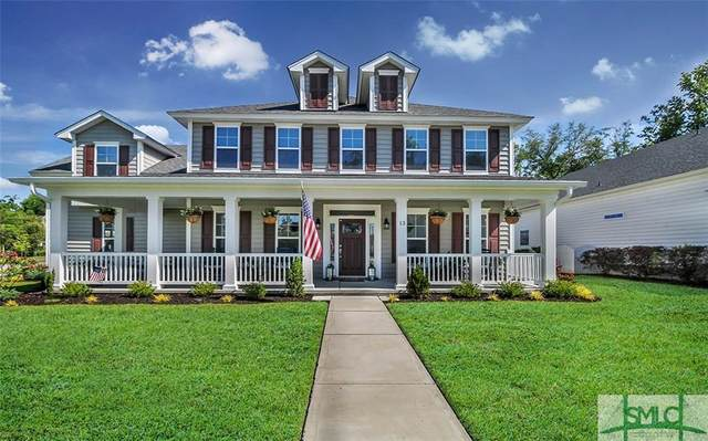 13 Oakhaven Lane, Savannah, GA 31419 (MLS #222516) :: Keller Williams Realty-CAP